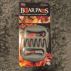 Brand New Bear Paws